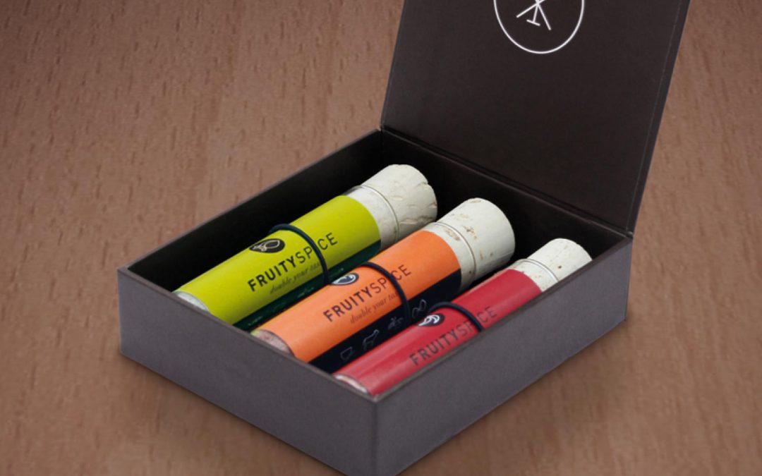 Packaging WINE&DINE BOX / Fruity Spice