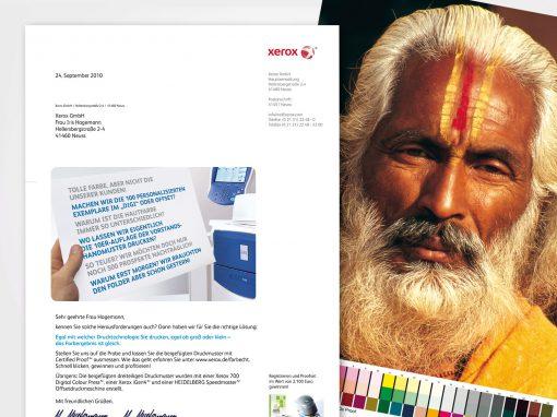 Direct-Mailing Xerox Deutschland GmbH