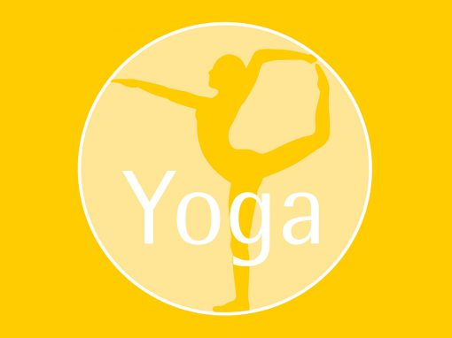 Logoentwicklung Yoga
