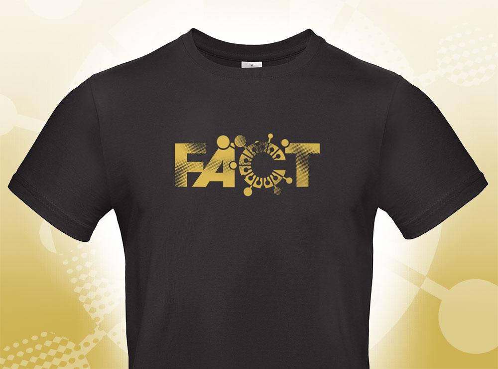 Shirt_schwarz_FACT_Pflanze